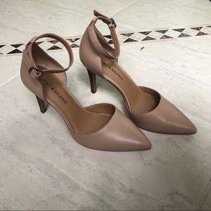 Lucky Brand Nude Heels